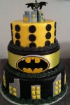 Batman Cake - Copy