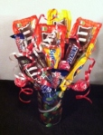 Ninja Candy Bouquet