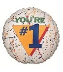 13444-youre-number-one-balloon-small 31 inch