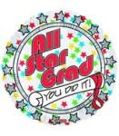 33809_allstar_grad_Classic_mylar_balloon n