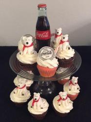 Coca-cola Cupcakes Jared