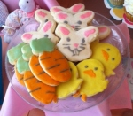 Easter Cut-out Cookies