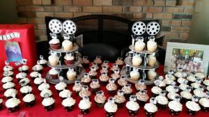 Grad Cupcakes 2