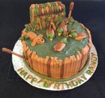 Randy Duck Cake