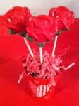 roses small bucket
