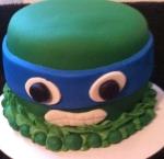 sm blue turtle