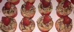 StrawCHoco Cupcakes