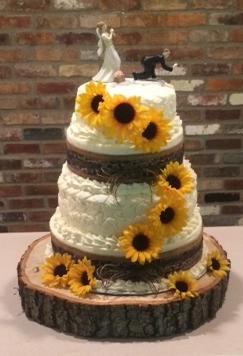 Wedding Cakes Elizabeth S Special Day