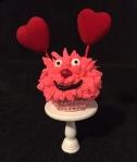 Valentine's Day Love Monster