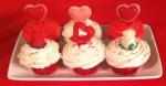 VD cupcakes