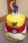 Wedding Cake (Nerd)