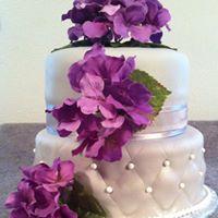 Bridal Shower cake 2